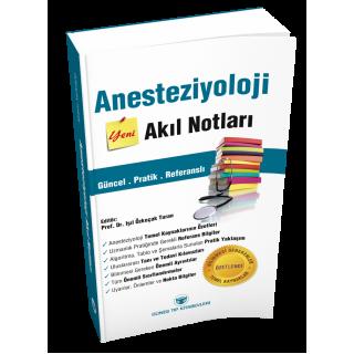 Anesteziyoloji Akıl Notları