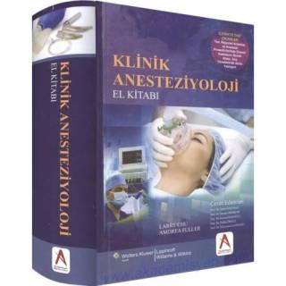 Klinik Anesteziyoloji El Kitabı
