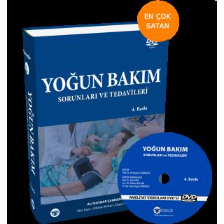 Yoğun Bakım Sorunları ve Tedavileri Kitap + DVD